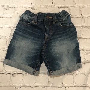 Cat and Jack Size 3T boys Jean shorts